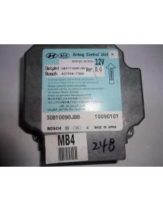 Control airbag Hyundai Tucson año 2009 cod:407934-7300 cod:SA3111600-00