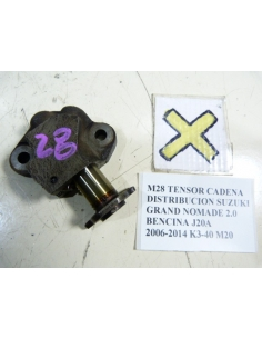 TENSOR CADENA DISTRIBUCION SUZUKI GRAND NOMADE 2.0 BENCINA J20A 2006-2014