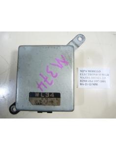 MODULO ELECTRONICO WL34 MAZDA DIESEL 2.5 B2500 4X4 1997-2001