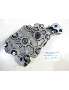 BOMBA ACEITE ACEITE MOTOR MAZDA DIESEL 2.5 B2500 4X4 1997-2001