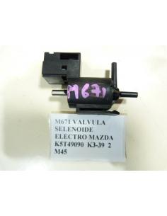 VALVULA SELENOIDE ACTUADOR TURBO ELECTRO MAZDA bt50 BT-50