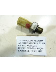 BULBO PRESION ACEITE MOTOR SUZUKI GRAND NOMADE DIESEL 2008-2014 F9QB 1.9 DIESEL