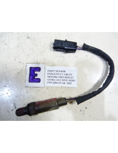 SENSOR OXIGENO 2 CABLES MOTOR CHEVROLET ASTRA 2.0 C20NE SOHC 1999-2004