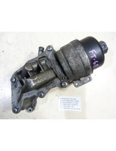 BASE FILTRO ACEITE MOTOR TURBO MINI COOPER S 1.6 R52 R53 2002-2007 CITROEN DS3 PEUGEOT 207 2007-2013 EP6