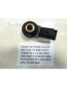 SENSOR GOLPE MOTOR TURBO MINI COOPER S 1.6 R52 R53 2002-2007 CITROEN DS3 PEUGEOT 207 2007-2013 EP6