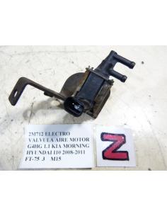 ELECTRO VALVULA AIRE MOTOR G4HG 1.1 KIA MORNING HYUNDAI I10 2008-2011