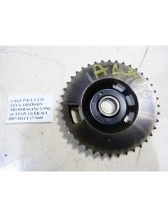 POLEA EJE LEVA ADMISION MOTOR SSANGYONG ACTYON 2.0 DIESEL 2007-2011