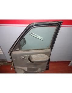 Tapiz interior Mahindra XL 2.6 4x4 2008