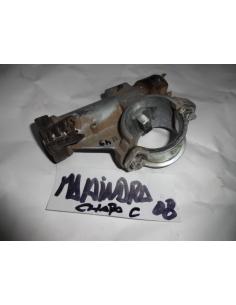Chapa de contacto Mahindra XL 2.6 4x4 2008