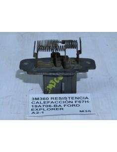 RESISTENCIA CALEFACCION F67H-19A706-BA FORD EXPLORER