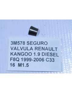 SEGURO VALVULA RENAULT KANGOO 1.9 DIESEL F8Q 1999-2006
