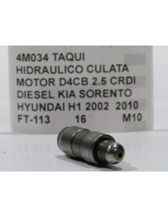 TAQUI HIDRAULICO CULATA MOTOR D4CB 2.5 CRDI DIESEL KIA SORENTO HYUNDAI