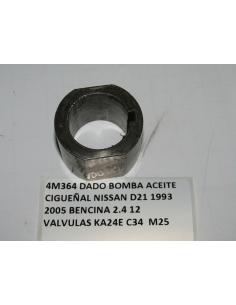 DADO BOMBA ACEITE CIGUEÑAL NISSAN D21 1993 2005 BENCINA 2.4