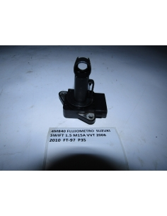 FLUJOMETRO SUZUKI SWIFT 1.5 M15A VVT 2006 2010 COD: 197400-2230