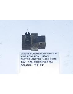 SENSOR MAP PRESION AIRE ADMISION LIFAN MOTOR LFB479Q 1.6CC DOHC 16V