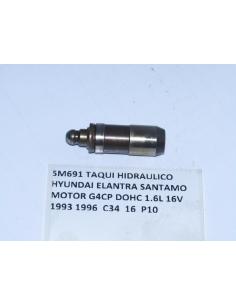TAQUI HIDRAULICO HYUNDAI ELANTRA SANTAMO MOTOR G4CP DOHC 1.6L 16V 1993 1996