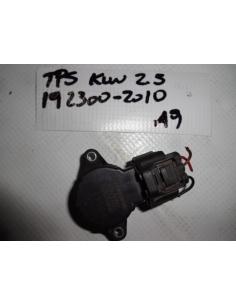 TPS Toyota Hilux año 2010-2011 motor 2.5