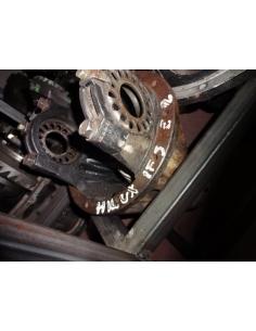 Housing carcasa diferencial trasero Toyota Hilux 1993 en adelante