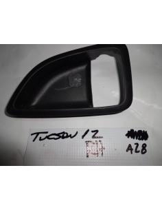 Bisel manilla interior puerta derecho Hyundai Tucson 2012